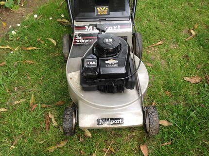 Lawn Mower Four Stroke Just serviced V.G.O. Mount Helen Ballarat City Preview