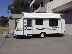 2005 Jayco Freedom 30th Anniversary Edition Tuncurry Great Lakes Area Preview