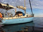 Sailing boat  30ft ideal for Gulf cruising. Port Augusta Port Augusta City Preview