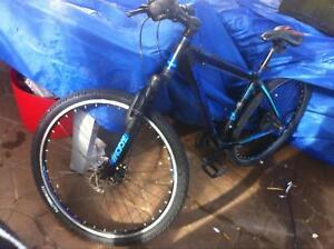 Nitro mountain bike