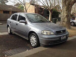 2004 Holden Astra Hatchback North Melbourne Melbourne City Preview