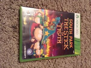 Xbox 360 South Park the stick of truth game