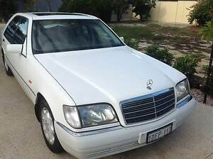 1997 Mercedes-Benz S320 Sedan Redcliffe Belmont Area Preview