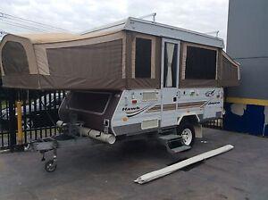 2006 Jayco Hawk  OUTBACK Camper Trailer Aspendale Gardens Kingston Area Preview