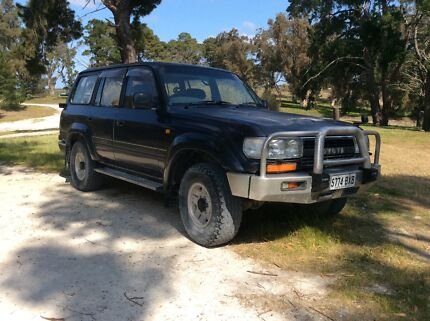 1990 Toyota LandCruiser 4.0L 80series Tintinara The Coorong Area Preview