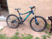 2015 GIANT Dual Suspension MTB Metung East Gippsland Preview
