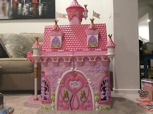 Baby Born castle/doll house with furniture Greenacres Port Adelaide Area Preview