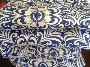 Outdoor patio chair cushions (seat) Rozelle Leichhardt Area Preview
