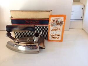 Vintage Hotpoint Iron and a Servex iron. Kingsford Eastern Suburbs Preview