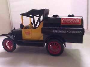 Die Cast Ford Model T Coca-Cola 1:24 New Price Peterborough Peterborough Area image 1