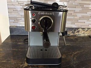 Cuisinart coffee maker expresso