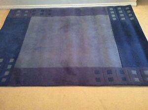 Handmade  100% Japanese Acrylic Rug / Carpet Mosman Mosman Area Preview