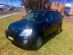 2012 Chery J11 SUV Wagon Only 28824KM Suit New Car Buyer BARGAIN Woodbine Campbelltown Area Preview