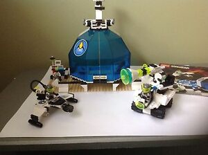 Rare Lego Space Exploriens # 6958 Android Base 98% complete