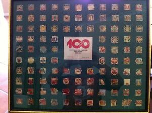 Coca Cola Limited edition pin badge set of 100 Kelvin Grove Brisbane North West Preview