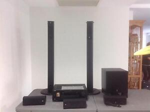 Yahama RX-V363 Suround sound system Hope Island Gold Coast North Preview