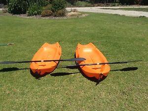 Junior kayaks Lake Boga Swan Hill Area Preview