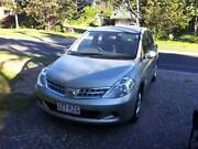 2010 Nissan Tiida Hatchback - Excellent Con. with HEAPS of REGO Loganholme Logan Area Preview