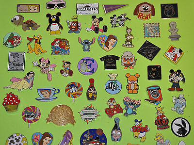 "Disney Trading Pin Lot of 50 ""Free Shipping"" ""Great for Trading"" on Rummage"