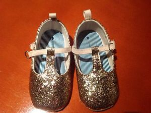Tommy Hilfiger Sparkly Ballerina Shoes US Size 4 Kingston Kingborough Area Preview
