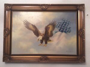 """44"""" x31"""" Oil painting frame pictur"""