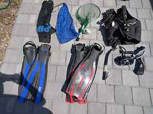Assorted Scuba Gear Southern River Gosnells Area Preview