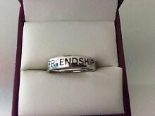 Friendship Ring with Diamond 'i' Port Stephens Area Preview