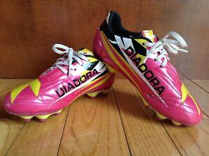 Souliers à crampons, chaussures de soccer Diadora, grandeur 13