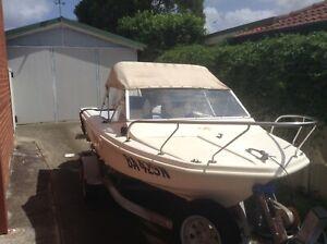 Boat 14ft Caribbean Wildcat