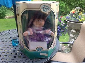 "Talkin Cabbage Patch Kid New in Box ""As is"""