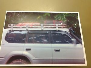 Roof Rack - 4WD Heavy Duty Amaroo Gungahlin Area Preview