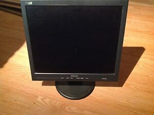 I have four 17 inch flat monitors for sale.
