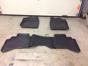 All weather mats for Dodge Ram