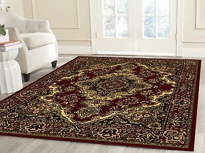 Rugs Area Persian Style Area Rugs 5x7 and 8x10 Carpets Floor Decor - Rugs And Carpets
