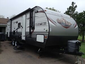 2015  Cherokee camper for sale -----  274DBH  by  Forest River
