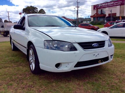 2007 Ford Falcon BF Ute 6 Cyl Auto 3 months Rego Bargain