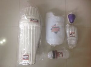 Cricket set for adult size (no bat) Strathfield Strathfield Area Preview