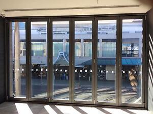 BI FOLD DOORS Aluminium Menangle Wollondilly Area Preview
