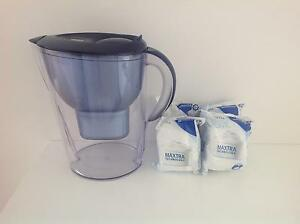 Brita Water Filter Jug and 4 filter cartridges Canada Bay Canada Bay Area Preview