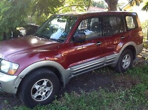 MITSUBISHI PAJERO NM 3.5 FOR TRADE SELL WRECK OR SWAP PROJECT Brassall Ipswich City Preview