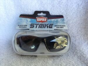 Rapala Strike Polarized Fishing Sport Sunglasses