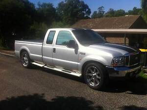 2005 Ford F250 Ute Muswellbrook Muswellbrook Area Preview