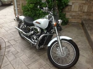 2002 HONDA SHADOW SPIRIT VT750DC