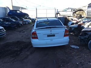 2002 Holden Astra WRECKING Broadmeadows Hume Area Preview
