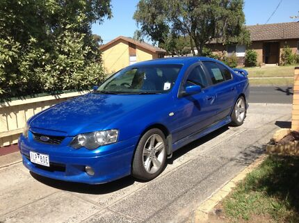 Ford Falcon XR6 2005 BA Series II Duel fuel  Greenvale Hume Area Preview