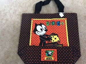 Vintage Felix the Cat Bag