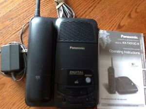 Cordless Phone & Answering System