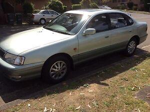 2001 Toyota Avalon Sedan Merrylands Parramatta Area Preview