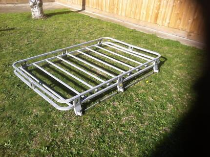 NISSAN PATROL ROOF RACKS GU SERIES