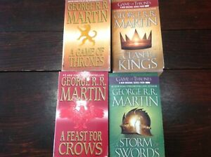 Game of Thrones Series by George R.R. Martin